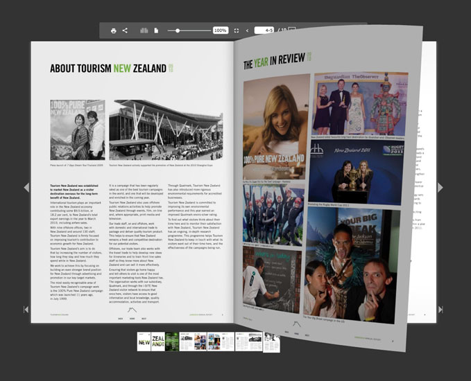 Jquery Flip Book With Zoom