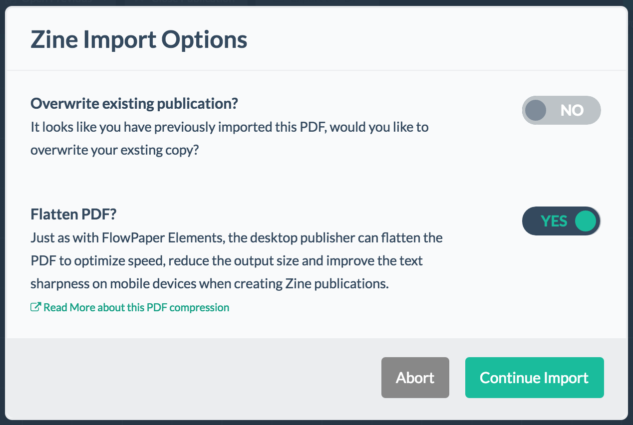 Compress pdf documents flowpaper risks to consider when flattening pdfs stopboris Images