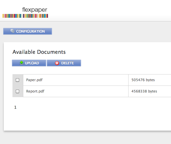 Convert PDF documents to HTML5, Flash and HTML4 with ASP NET