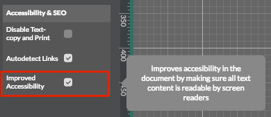 make pdf accessible online flowpaper