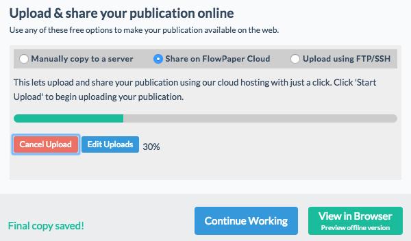 Embedding PDF documents in Wordpress   FlowPaper